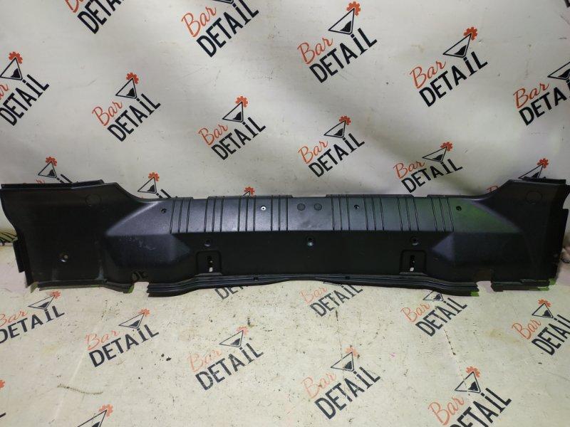 Накладка багажного отделения Bmw 3 Серия E46 N42 2003 задняя нижняя