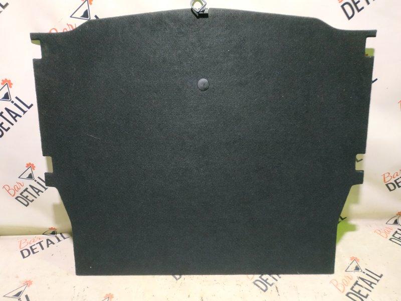 Пол багажника Bmw 3 Серия E46 N42 2003 задний нижний