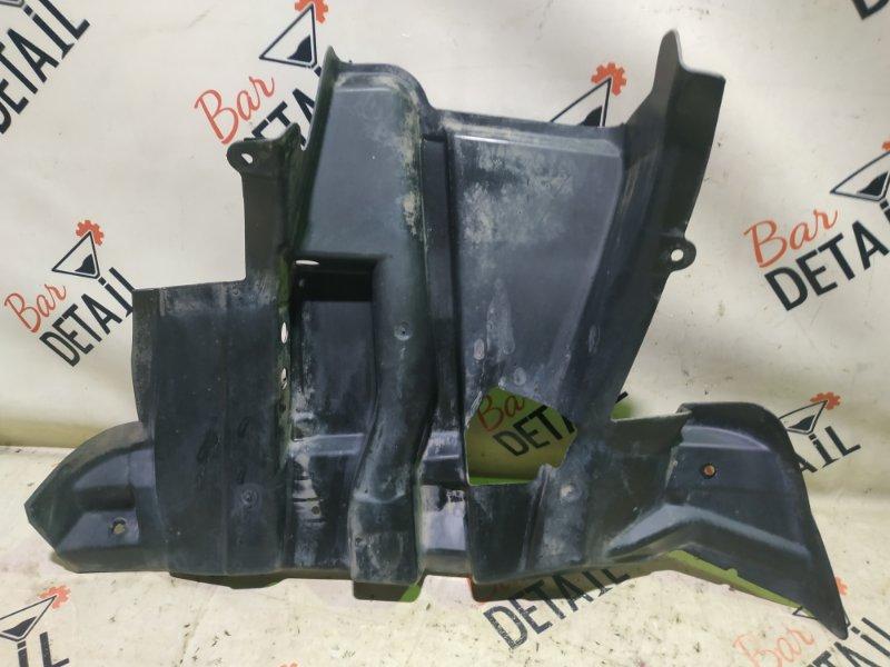 Защита двигателя Bmw X5 E53 M54B30 2002