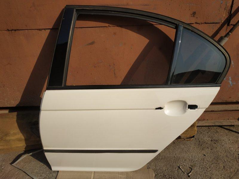 Дверь Bmw 3 Серия E46 N42 2003 задняя левая
