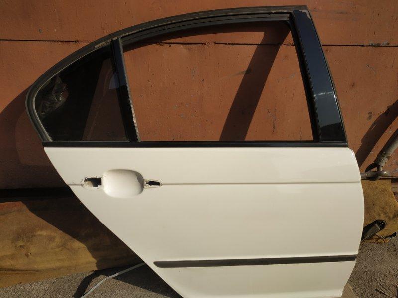 Дверь Bmw 3 Серия E46 N42 2003 задняя правая