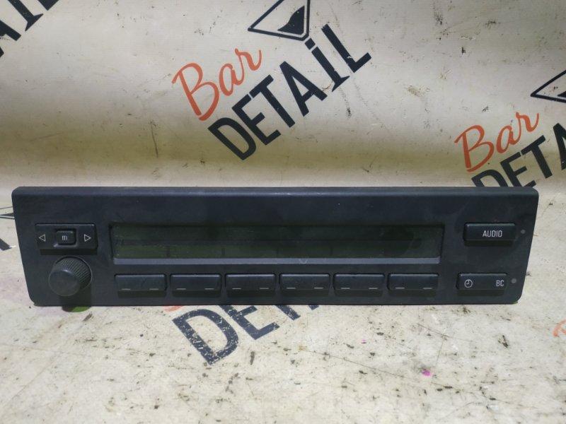 Дисплей информационный Bmw 5 Серия E39 M52B28TU 1998