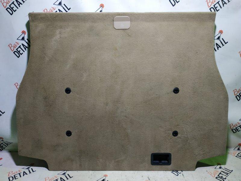 Пол багажника Bmw X5 E53 M54B30 2002 задний нижний
