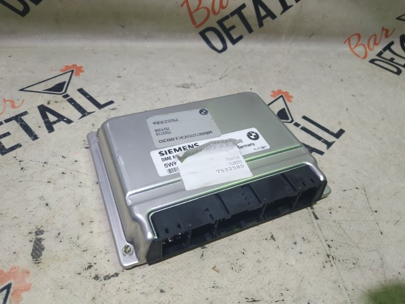 Блок управления двс Bmw 5 Серия E39 M54B30 2003