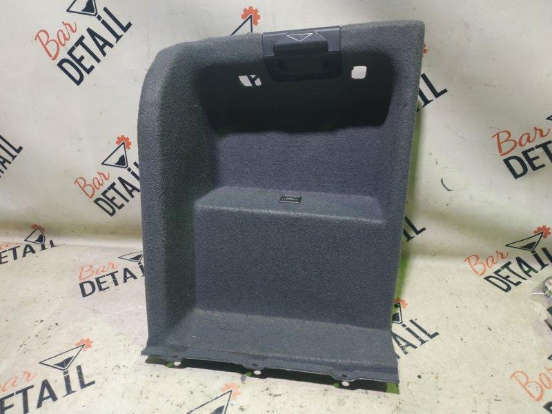 Обшивка багажника Bmw 5 Серия E39 M54B30 2003 передняя левая