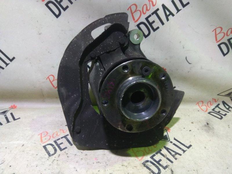 Кулак поворотный Bmw 5 Серия E39 M54B30 2003 передний левый