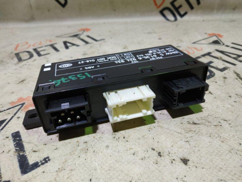 Блок управления двери Bmw 5 Серия E39 M54B30 2003