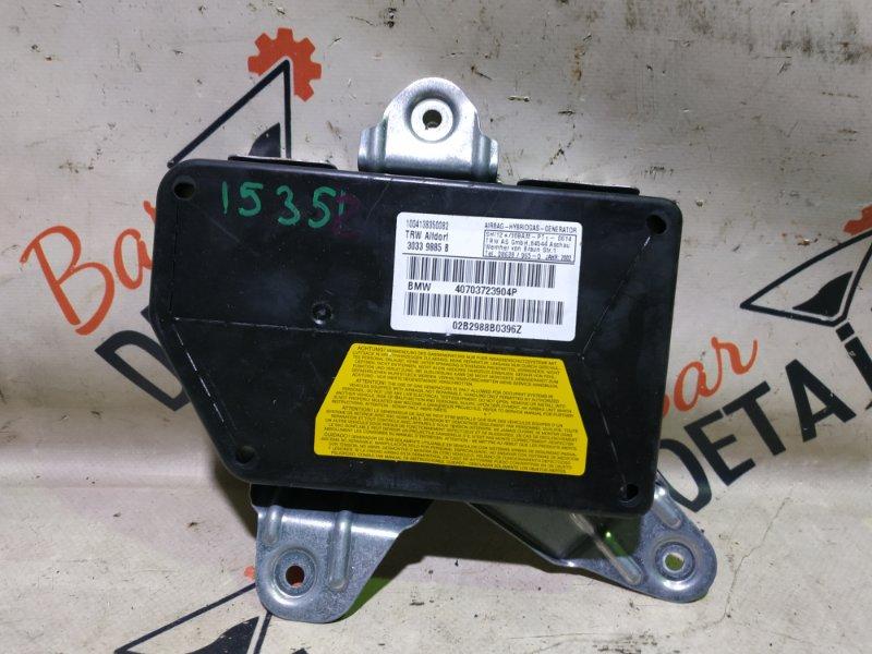 Подушка безопасности airbag Bmw 5 Серия E39 M54B30 2003 задняя правая