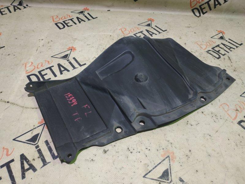 Защита двигателя Toyota Premio ZZT240 1ZZFE 2003 передняя левая