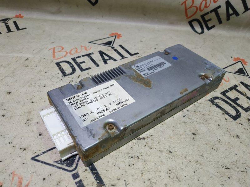 Блок управления Bmw 5 Серия E39 M54B30 2003