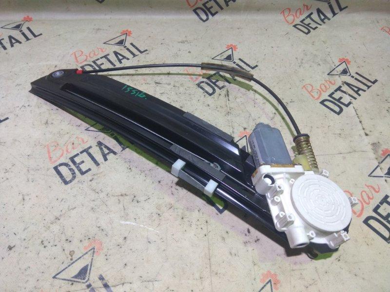 Стеклоподъемник Bmw 5 Серия E39 M54B30 2003 задний правый