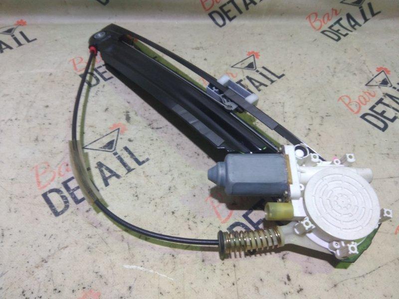 Стеклоподъемник Bmw 5 Серия E39 M54B30 2003 задний левый