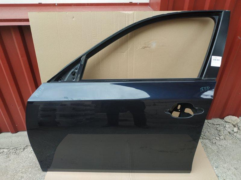 Дверь Bmw 5 Серия E60 M54B30 2003 передняя левая