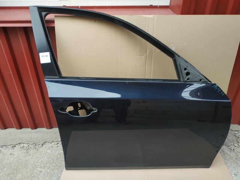 Дверь Bmw 5 Серия E60 M54B30 2003 передняя правая