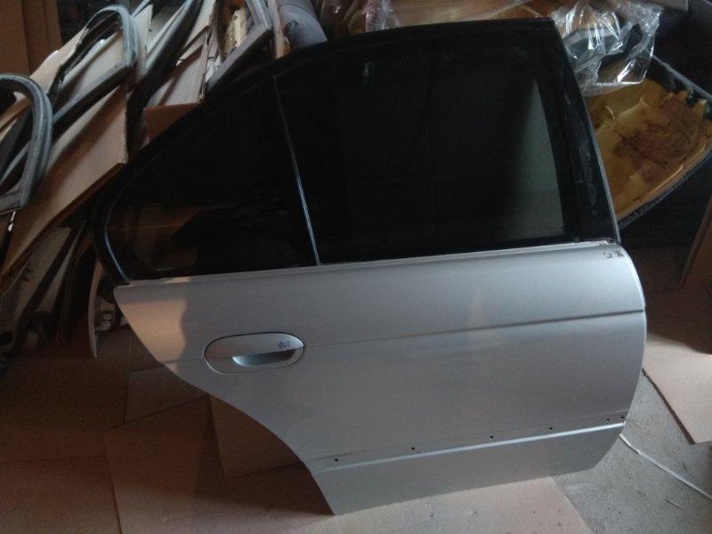 Дверь Bmw 5 Серия E39 M54B30 2001 задняя правая