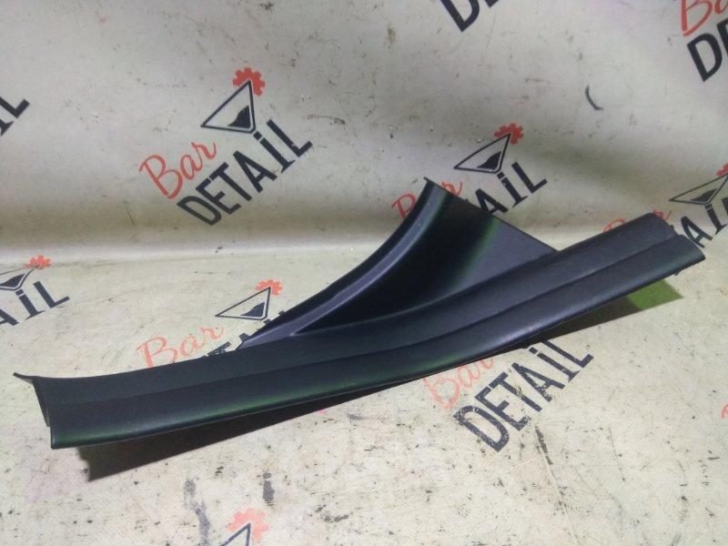 Накладка порога внутренняя Bmw X3 E83 N52B30K 2007 задняя правая