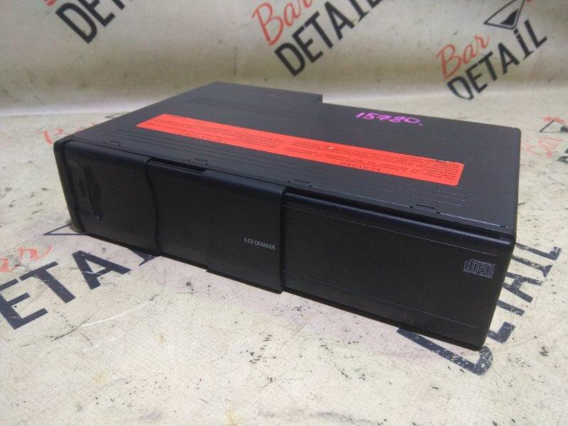 Cd-чейнджер Bmw X3 E83 N52B30K 2007