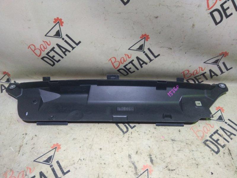 Корпус салонного фильтра Bmw X3 E83 N52B30K 2007 передний