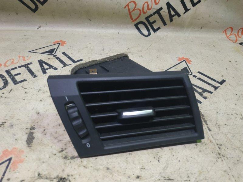 Вентиляционная решетка Bmw X3 E83 N52B30K 2007 передняя правая