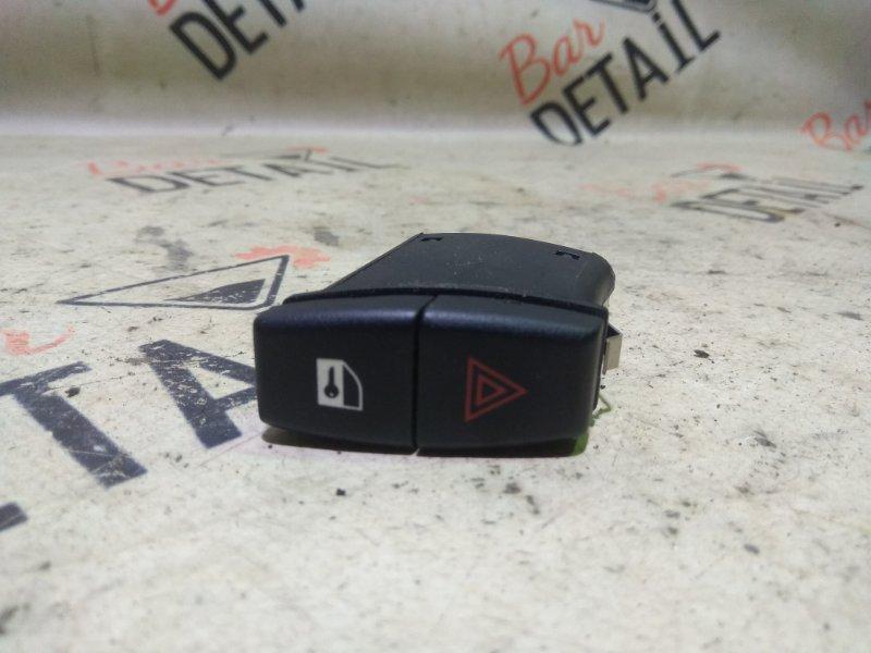 Кнопка аварийной сигнализации Bmw X3 E83 N52B30K 2007