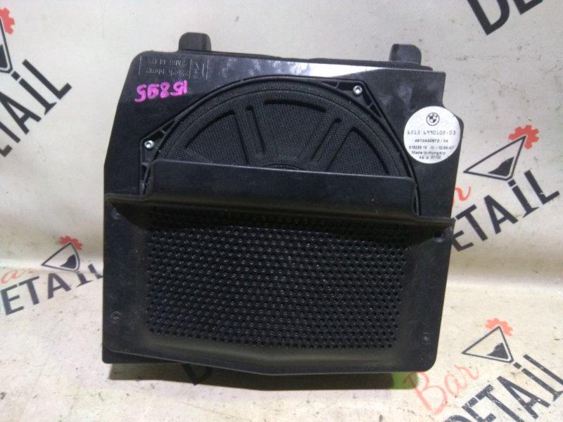 Сабвуфер Bmw X3 E83 N52B30K 2007 правый