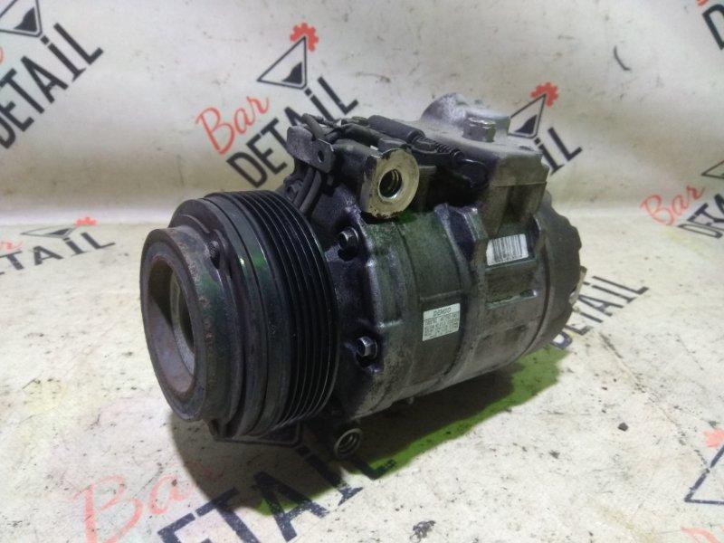 Компрессор кондиционера Bmw X3 E83 N52B30K 2007