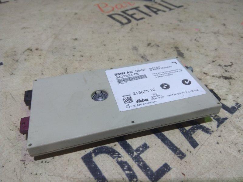 Усилитель антенны Bmw X3 E83 N52B30K 2007