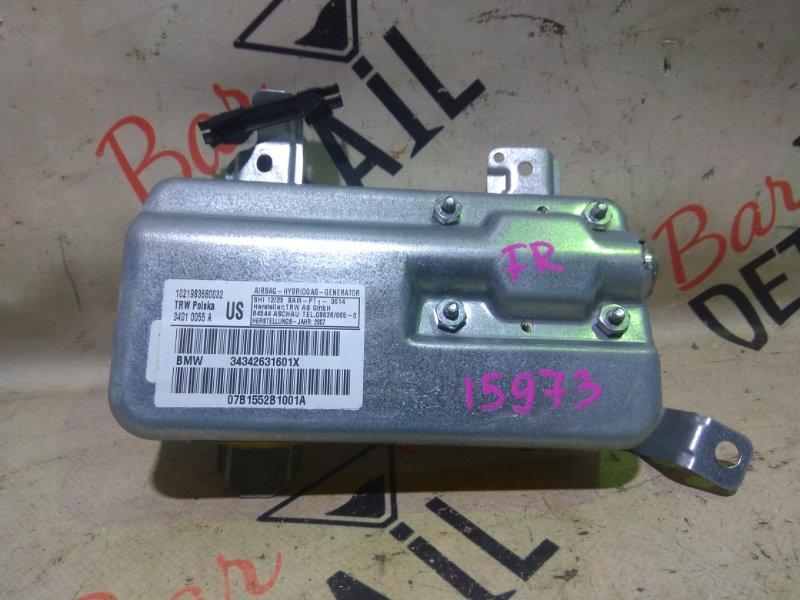 Подушка безопасности airbag Bmw X3 E83 N52B30K 2007 передняя правая