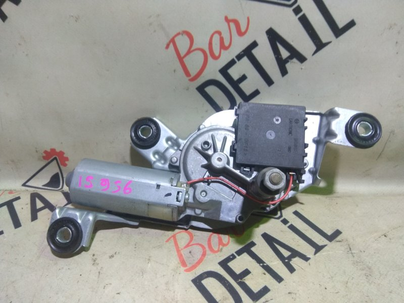 Мотор стеклоочистителя Bmw X3 E83 N52B30K 2007 задний