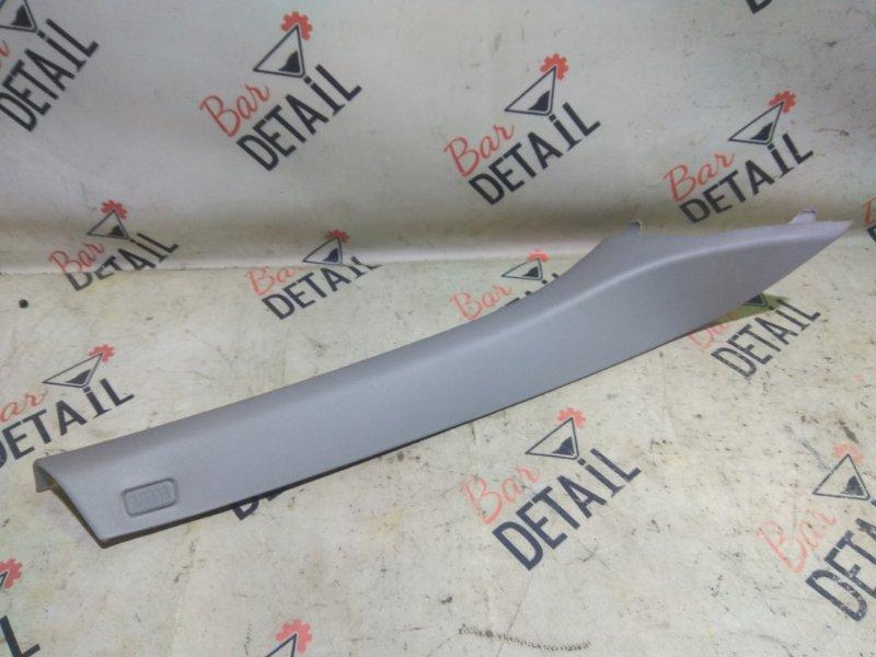 Накладка стойки кузова Bmw X3 E83 N52B30K 2007 передняя правая верхняя