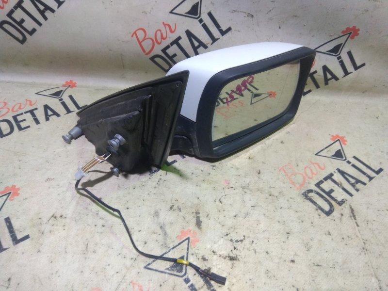 Зеркало заднего вида Bmw X3 E83 N52B30K 2007 переднее правое