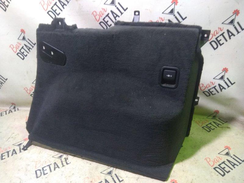 Обшивка багажника Bmw X3 E83 N52B30K 2007 задняя правая