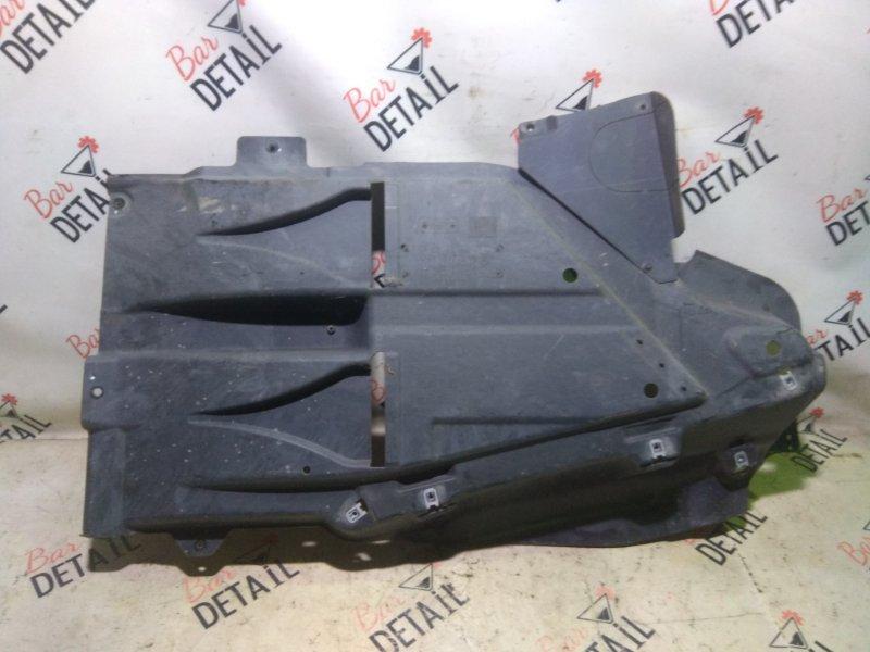Защита топливного бака Bmw X3 E83 N52B30K 2007 левая