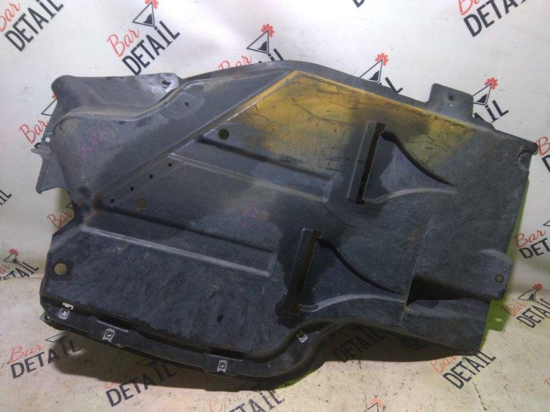 Защита топливного бака Bmw X3 E83 N52B30K 2007 правая