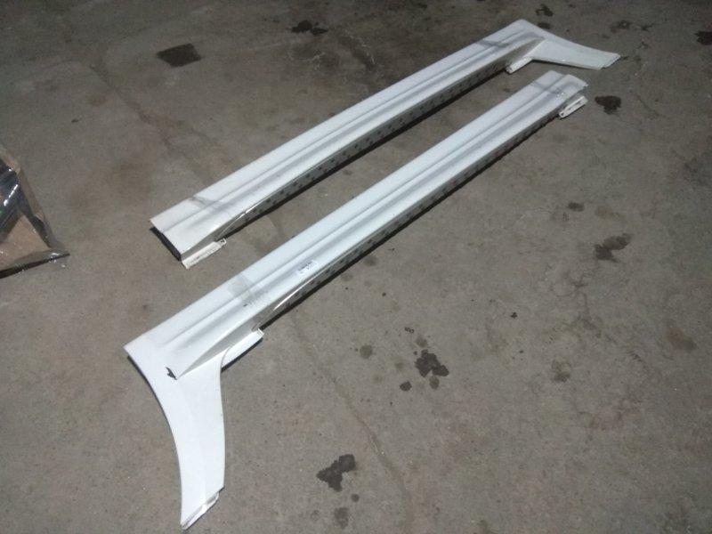 Порог пластиковый Bmw X3 E83 N52B30K 2007