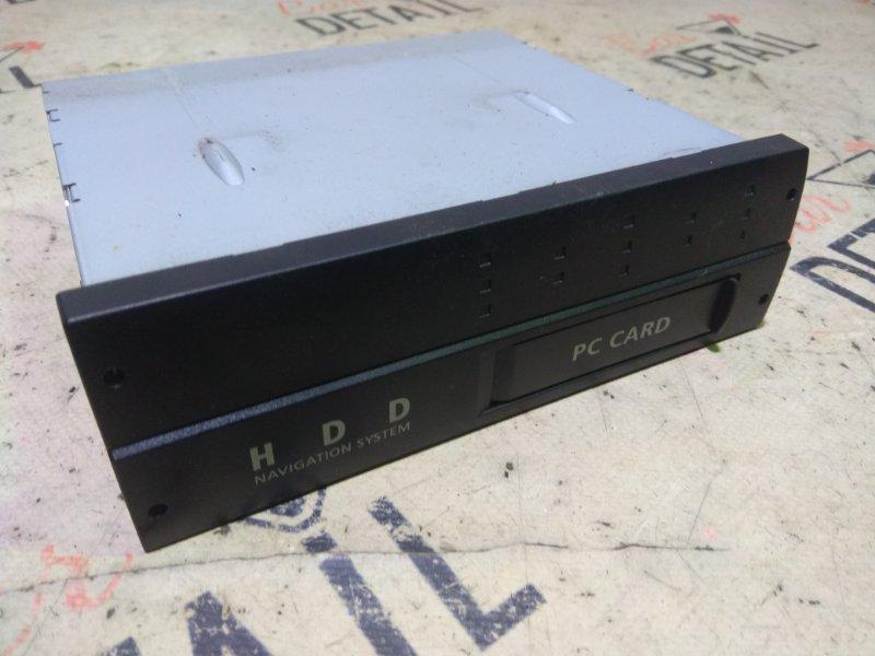 Блок управления навигацией модуль gps Bmw X3 E83 N52B30K 2007