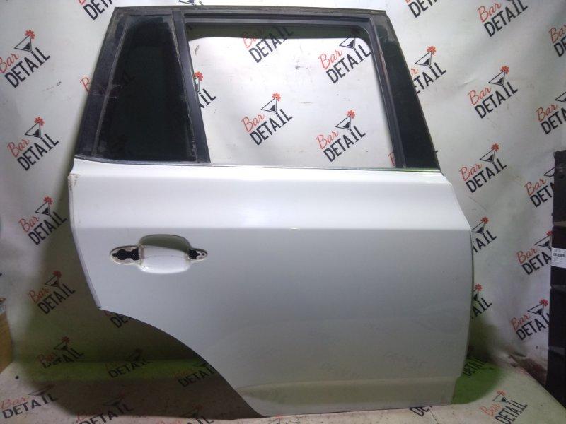 Дверь Bmw X3 E83 N52B30K 2007 задняя правая
