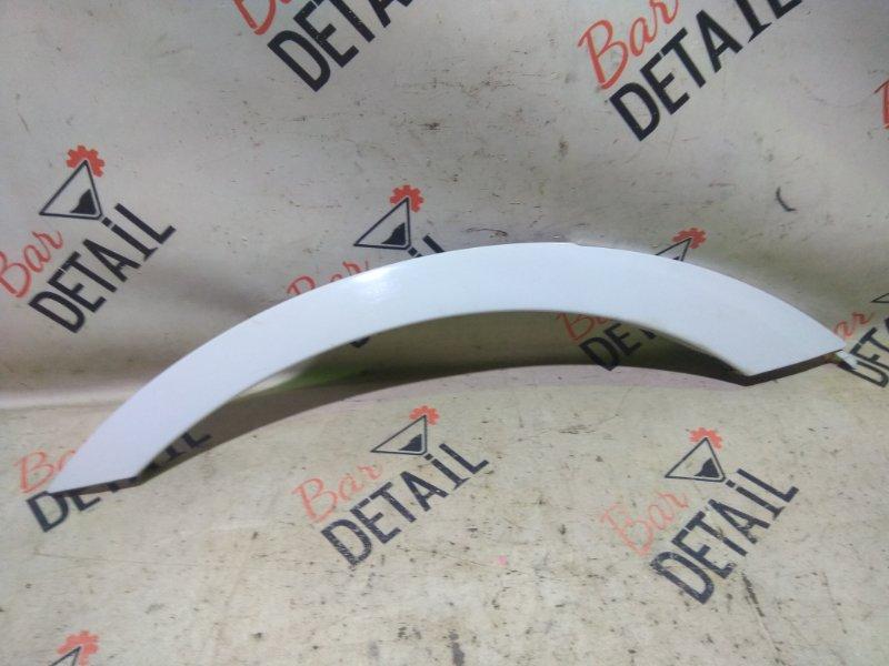 Накладка на крыло Bmw X3 E83 N52B30K 2007 задняя правая