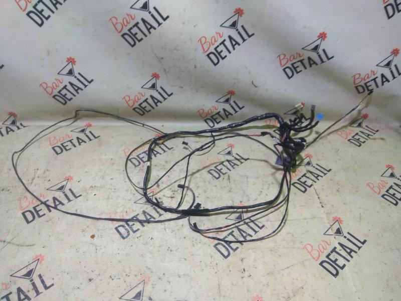 Проводка Bmw X3 E83 N52B30K 2007