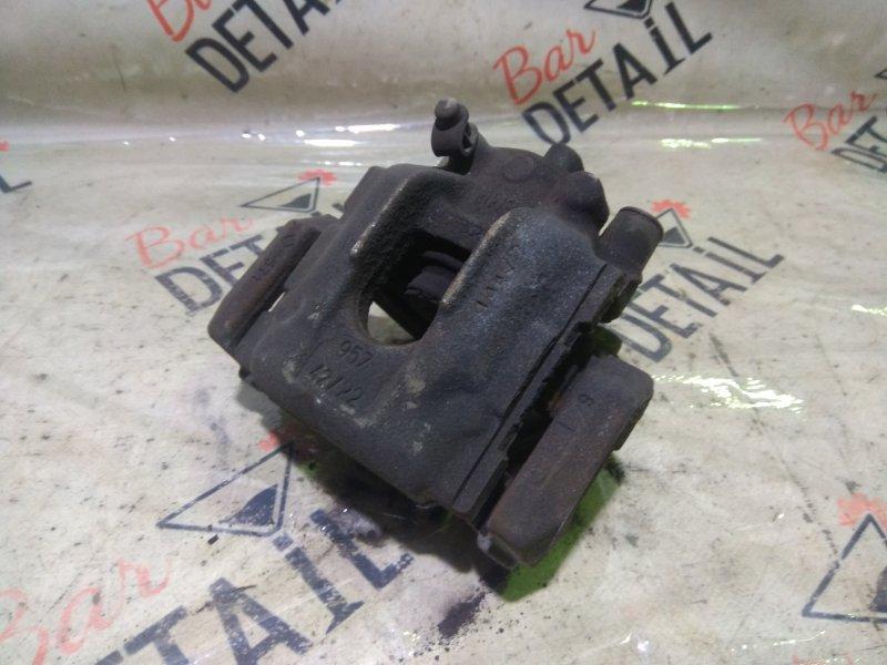 Суппорт тормозной Bmw X3 E83 N52B30K 2007 задний левый