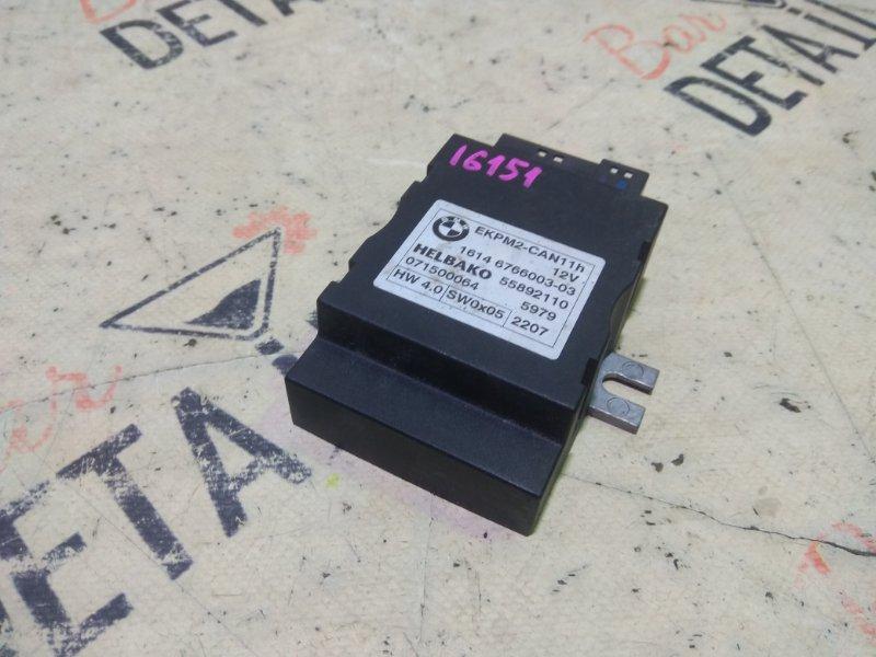 Блок управления топливным насосом Bmw X3 E83 N52B30K 2007