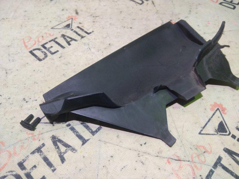 Уголок планки обтекателя Bmw X3 E83 N52B30K 2007 передний левый