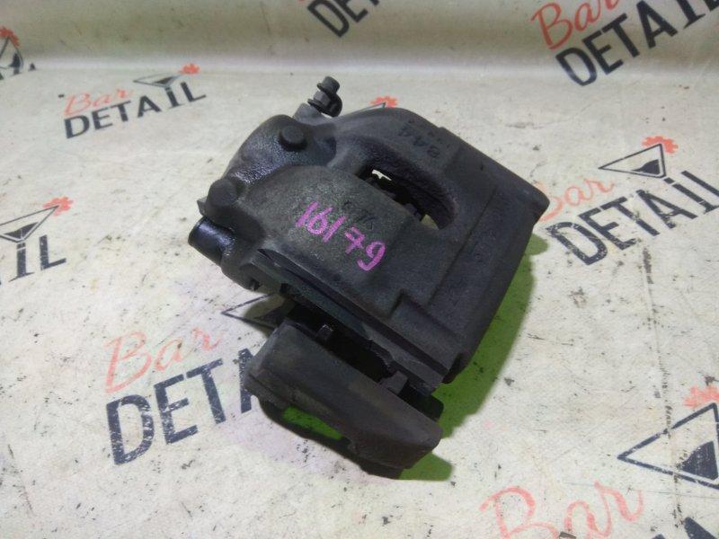 Суппорт тормозной Bmw X3 E83 N52B30K 2007 передний правый