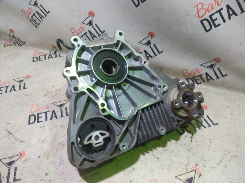 Раздатка Bmw X3 E83 N52B30K 2007