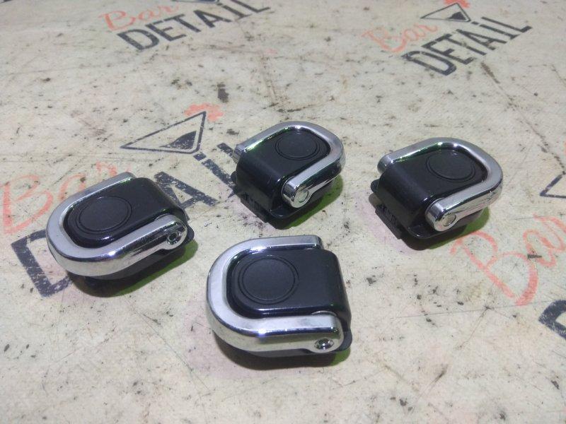 Проушина крепежная Bmw X3 E83 N52B30K 2007 задняя