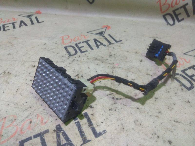 Регулятор печки (ежик) Bmw 5 Серия E61 N52B25 2007