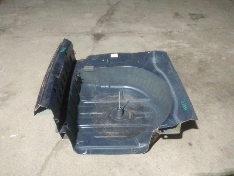 Ванна в багажник тазик Bmw 5 Серия E39 M54B30 2003 задняя нижняя