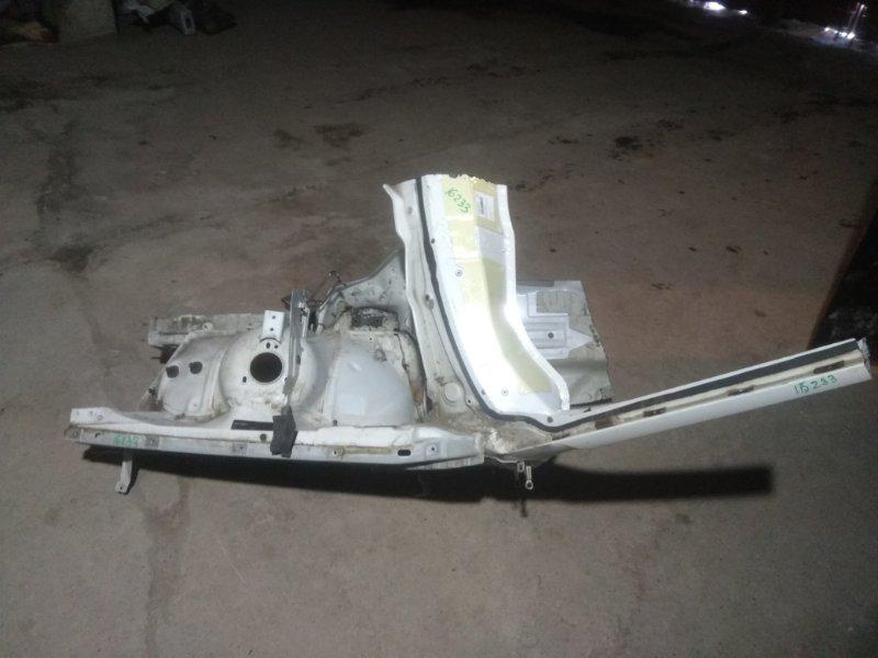 Лонжерон Bmw X3 E83 N52B30K 2007 передний левый
