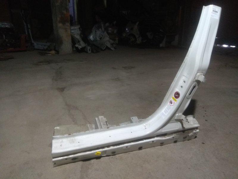 Стойка кузова средняя Bmw 3 Серия E90 N46B20 2006 левая