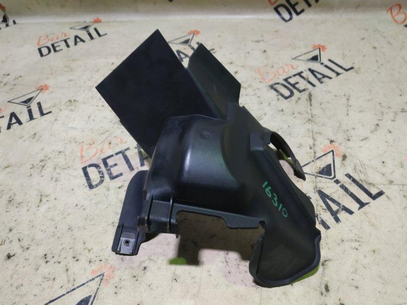 Защита днища Bmw 5 Серия E60 N52B25 2007 передняя левая
